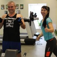 персональный фитнес тренер екатеринбург