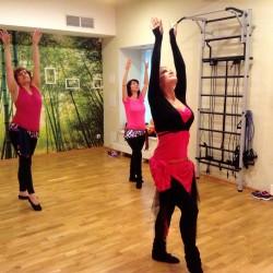 Танцы фитнес Екатеринбург