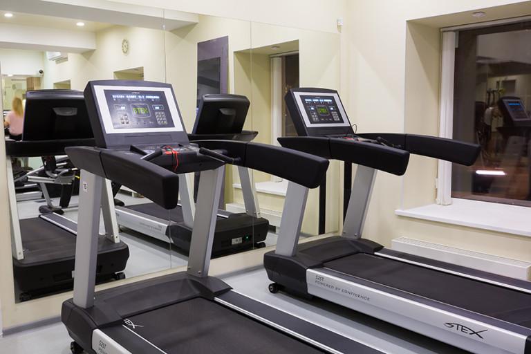 Фитнес клуб Gymnasium